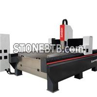 Single Head Stone Carving Machine