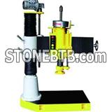 Large Hole Stone Drilling Machine