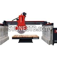 Infrared Bridge Type Stone Trimming Machine