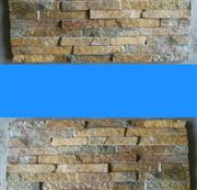 Rusty Cultured Veneer Ledge Walling Stone-Quartzite