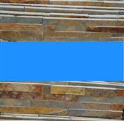 Rusty Cultured Veneer Ledge Walling Stone-Slate
