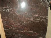 Rainforest purple marble slab