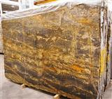 Golden Sun Granite