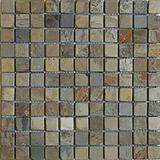 mosaic-Autumn Tumbled