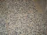 Tiger red granite slab