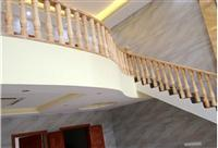 Honey Onyx Baluster & Railing