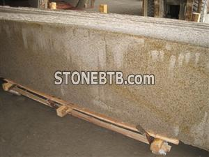 G682 Granite desert gold slabs