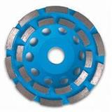 Segmented Diamond Cup Grinding Wheels ISO Certified MPA Certified EN13236 EU Standards