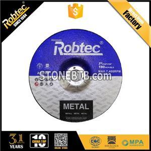 High Quality Cast Iron Grinding Wheels ISO Certified MPA Certified EN12413 EU Standards