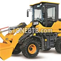 915 mini wheel loader with a load of 0.5m cubed