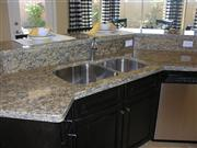Yellow Butterfly countertop