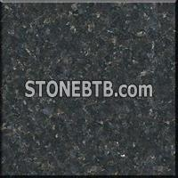 Ice Black granite, Indian granite