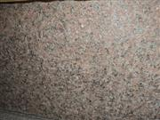 Maple Red Granite Flamed Slab