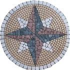 Natural Marble Mosaic/Medallion/Pattern RM008