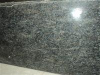 Butterfly blue polished granite slab
