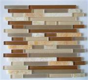 Glass & Marble Mosaic CTR-GM-L001