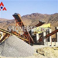 Gravel And Aggregate About Stone Production Line