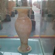 DL Stone Vase ,Honey Onyx Vase