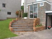 Welsh slate, sills and steps