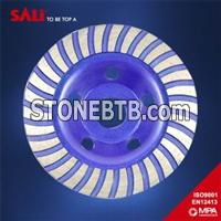 Turbo Diamond Grinding Wheel