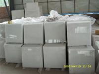 Cut to size crystal white marble tile