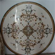 Polished Wall medallion