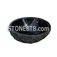 Hebei Black Granite Sink