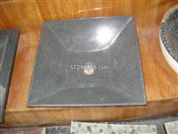 Cheap China Changtai Grey Round Stone Sink