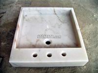 Chinese White Stone Sink  Design
