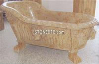 Beige Stone Sink  Design