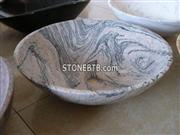 Cheap Juparana Stone Sink  design