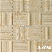 Cheap Carving Yellow Marble 3D Cnc Wall Panel