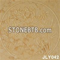 3D CNC Stone Panel Wall Board