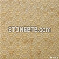 3D CNC Nature Stone Panel Wall Board
