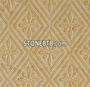 3D CNC Creative Stone Feature Wall Panels