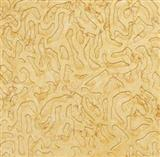 3d natural golden beige stone wall carving
