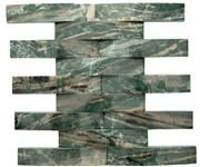 Special 3D Green Stone Mosaic