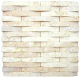 Special 3D Sunny Beige Mosaic