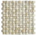 Special 3D  Beige Stone Mosaic