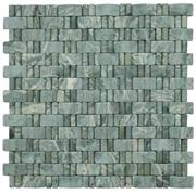 Special 3D  Dark Green Stone Mosaic