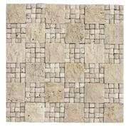 Wall Decoration 3D Marble Stone Mosaic Tile