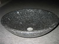 Silver Pearl stone sink, stone basin