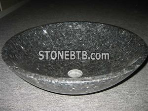 Silver Pearl stone sink stone basin
