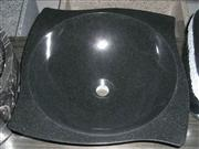 Cheap Shanxi Black Granite Sink