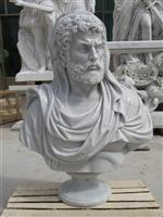 Cheap White Bust Stone Carving Statue