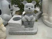 Decorative Animal Stone Carving Statue