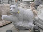 Decorative Bear Stone Carving Statue