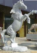 Decorative Horse Stone Carving Statue