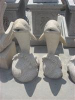 Stone Fish Carving Statues