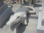 Stone Big Animal Carving Statues
